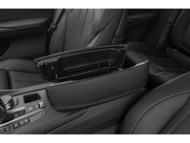 2019 BMW X6 Pictures X6 xDrive35i Sports Activity Coupe photos center storage console
