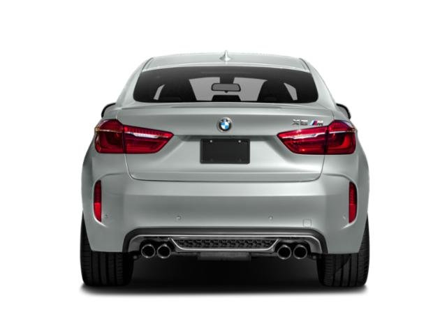 2019 BMW X6 M Base Price Sports Activity Coupe Pricing rear view