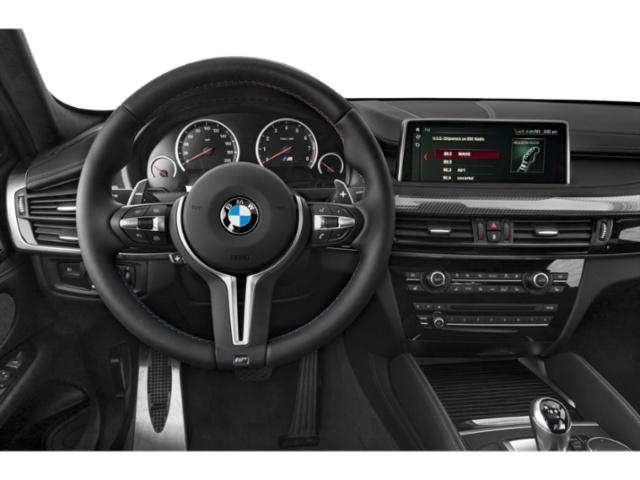 2019 BMW X6 M Base Price Sports Activity Coupe Pricing driver's dashboard