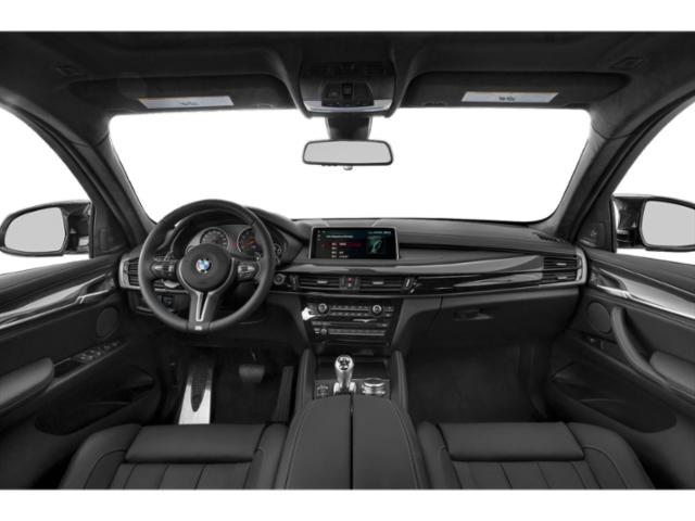 2019 BMW X6 M Base Price Sports Activity Coupe Pricing full dashboard