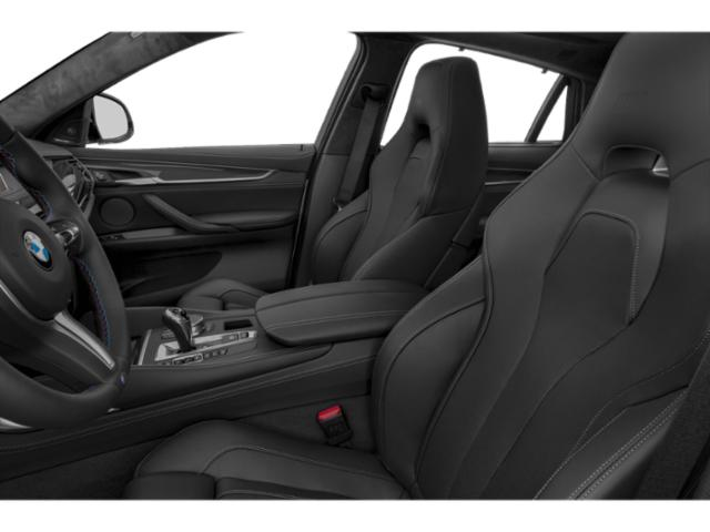2019 BMW X6 M Base Price Sports Activity Coupe Pricing front seat interior