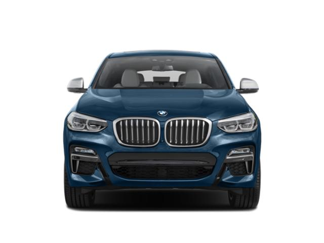 2019 BMW X4 Pictures X4 M40i Sports Activity Coupe photos front view