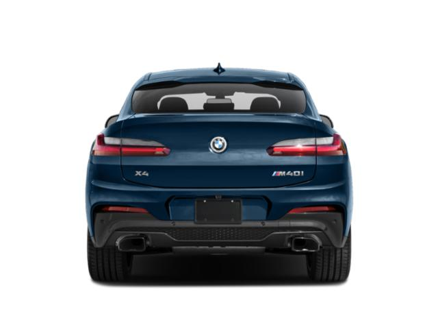 2019 BMW X4 Pictures X4 M40i Sports Activity Coupe photos rear view