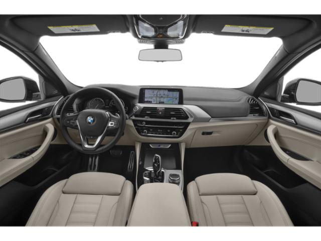 2019 BMW X4 Pictures X4 M40i Sports Activity Coupe photos full dashboard