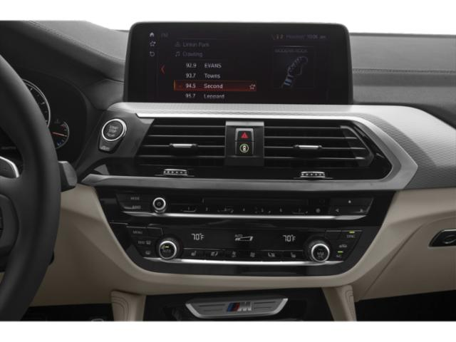 2019 BMW X4 Pictures X4 M40i Sports Activity Coupe photos stereo system