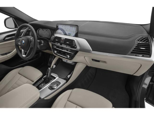 2019 BMW X4 Pictures X4 M40i Sports Activity Coupe photos passenger's dashboard