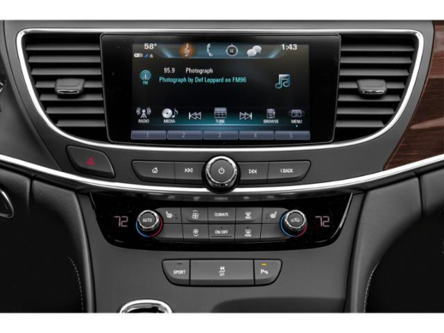 2019 Buick LaCrosse Base Price 4dr Sdn Essence AWD Pricing stereo system