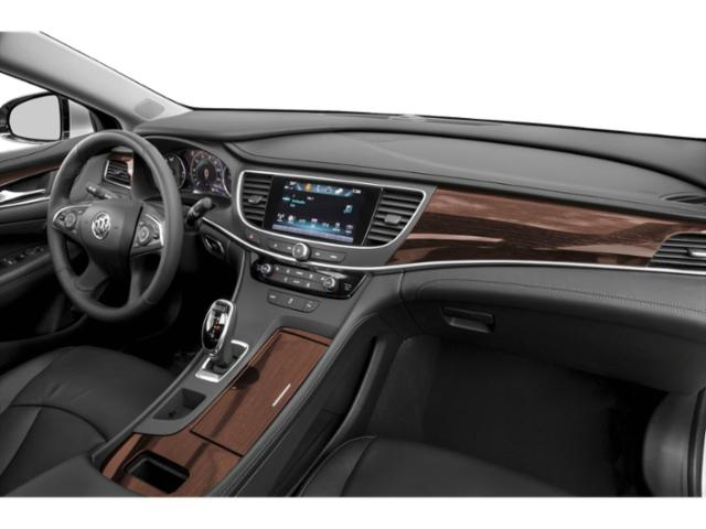 2019 Buick LaCrosse Base Price 4dr Sdn Essence AWD Pricing passenger's dashboard