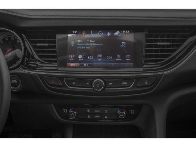 2019 Buick Regal Sportback Pictures Regal Sportback 4dr Sdn Preferred II FWD photos stereo system