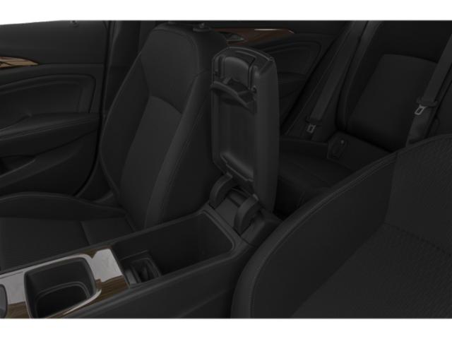 2019 Buick Regal Sportback Pictures Regal Sportback 4dr Sdn Preferred II FWD photos center storage console