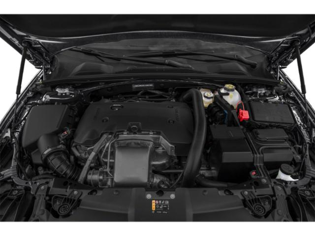 2019 Buick Regal Sportback Pictures Regal Sportback 4dr Sdn Preferred II FWD photos engine