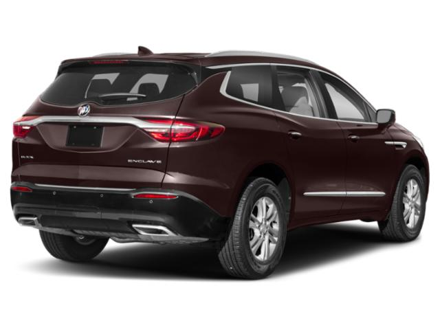 2019 Buick Enclave Base Price FWD 4dr Essence Pricing side rear view