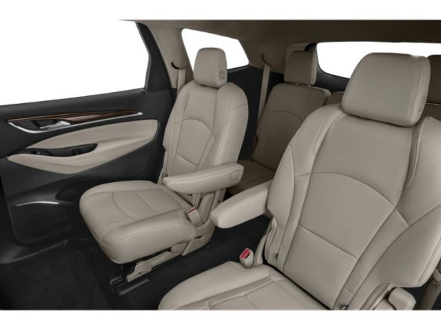 2019 Buick Enclave Base Price FWD 4dr Essence Pricing backseat interior