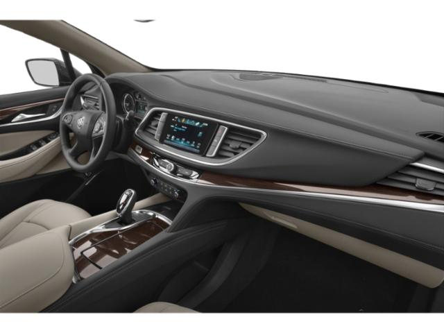 2019 Buick Enclave Base Price FWD 4dr Essence Pricing passenger's dashboard
