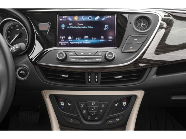 2019 Buick Envision Pictures Envision FWD 4dr photos stereo system