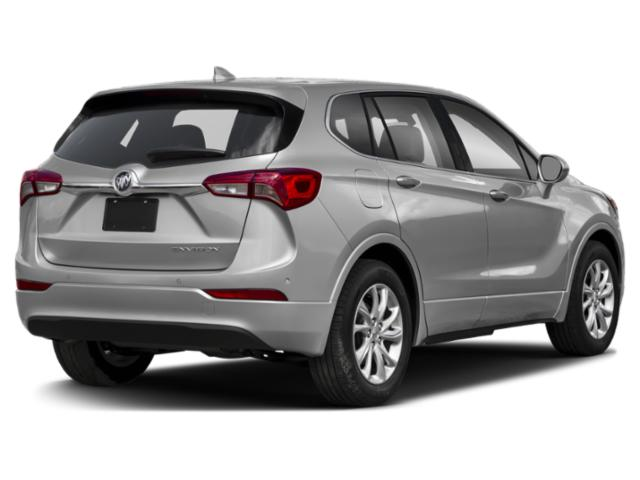 2019 Buick Envision Pictures Envision FWD 4dr Essence photos side rear view