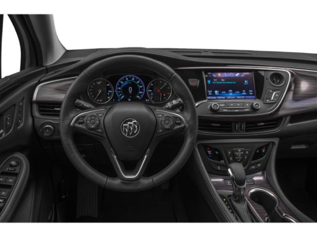 2019 Buick Envision Pictures Envision FWD 4dr Essence photos driver's dashboard