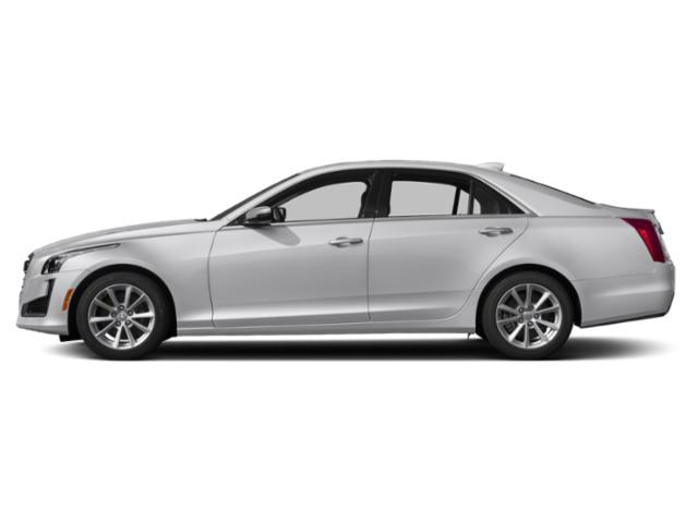 2019 Cadillac CTS Sedan Pictures CTS Sedan 4dr Sdn 2.0L Turbo Luxury RWD photos side view