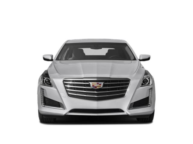 2019 Cadillac CTS Sedan Pictures CTS Sedan 4dr Sdn 2.0L Turbo Luxury RWD photos front view
