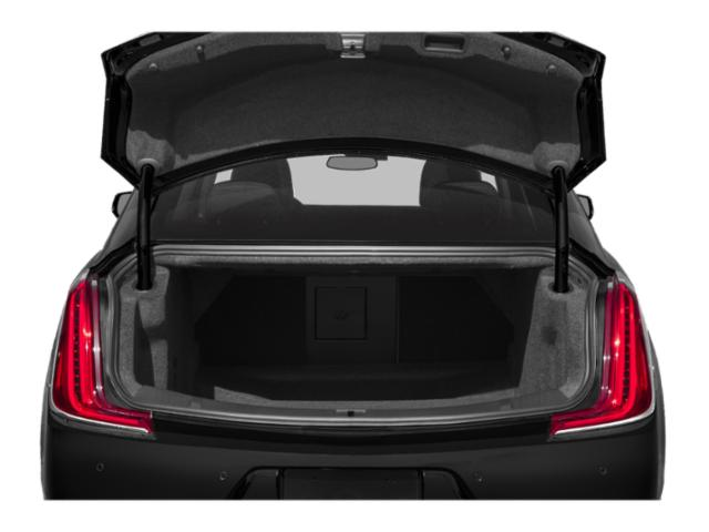 2019 Cadillac XTS Base Price 4dr Sdn Premium Luxury FWD Pricing open trunk