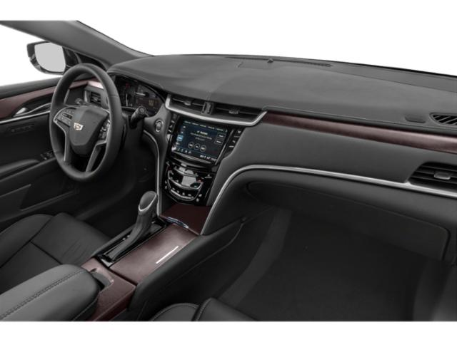 2019 Cadillac XTS Base Price 4dr Sdn Premium Luxury FWD Pricing passenger's dashboard