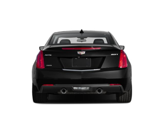 2019 Cadillac ATS Coupe Pictures ATS Coupe 2dr Cpe 3.6L Premium Luxury AWD photos rear view