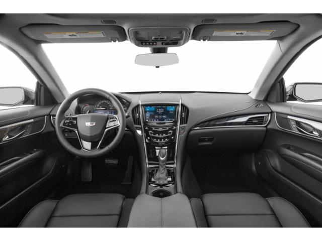 2019 Cadillac ATS Coupe Pictures ATS Coupe 2dr Cpe 3.6L Premium Luxury AWD photos full dashboard