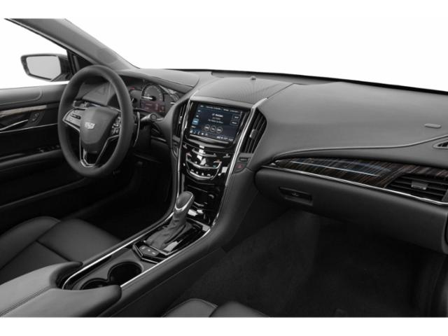 2019 Cadillac ATS Coupe Pictures ATS Coupe 2dr Cpe 3.6L Premium Luxury AWD photos passenger's dashboard