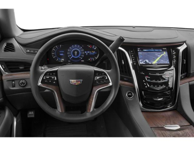 2019 Cadillac Escalade Base Price 4WD 4dr Pricing driver's dashboard