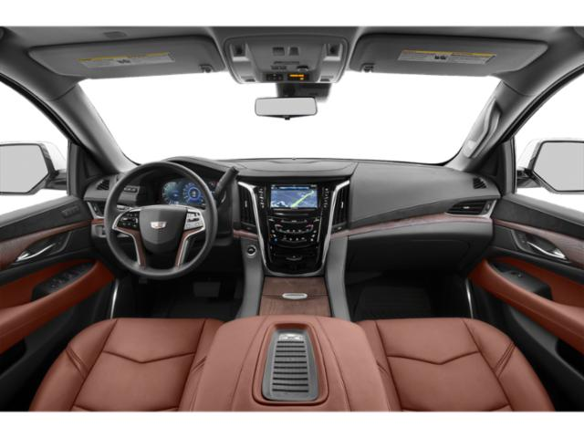 2019 Cadillac Escalade Base Price 4WD 4dr Pricing full dashboard