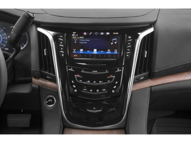 2019 Cadillac Escalade Base Price 4WD 4dr Pricing stereo system