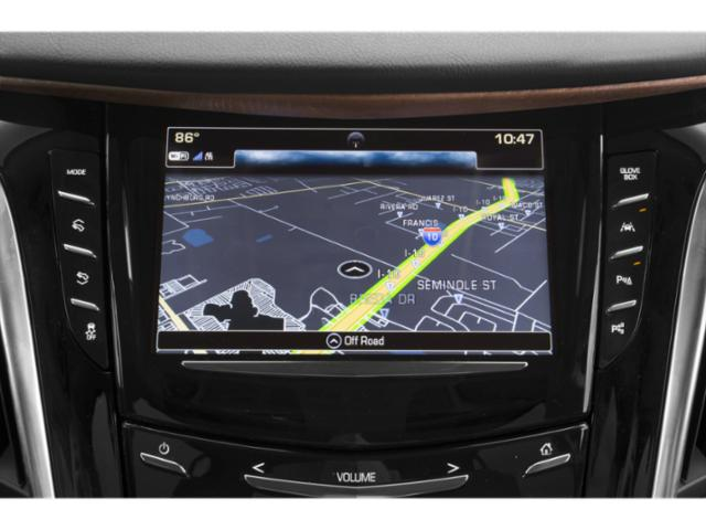 2019 Cadillac Escalade Base Price 4WD 4dr Pricing navigation system