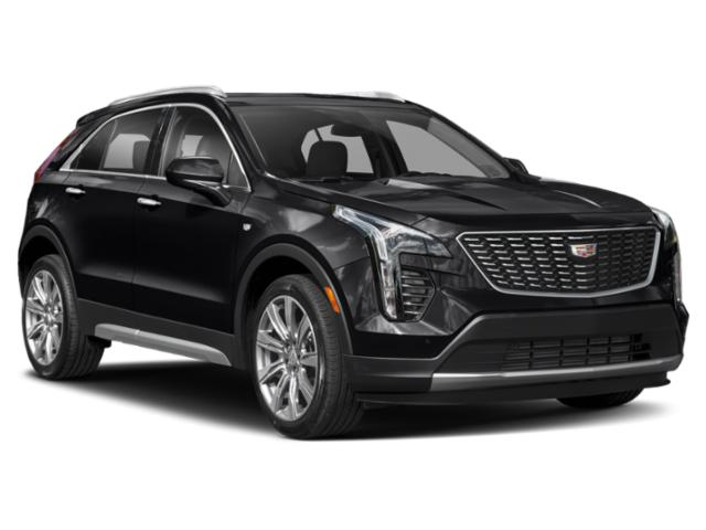 2019 Cadillac XT4 Pictures XT4 AWD 4dr Luxury photos side front view