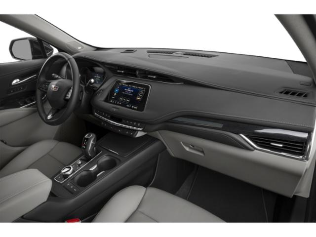 2019 Cadillac XT4 Pictures XT4 AWD 4dr Luxury photos passenger's dashboard