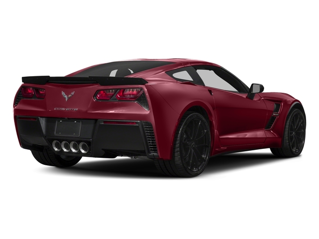2019 Chevrolet Corvette Base Price 2dr Grand Sport Cpe w/1LT Pricing side rear view