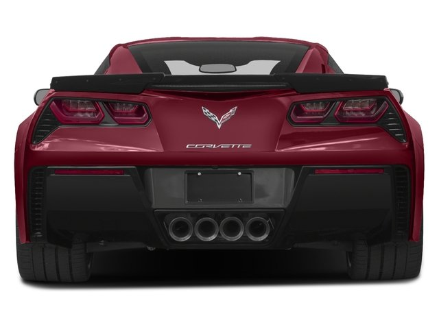 2019 Chevrolet Corvette Base Price 2dr Grand Sport Cpe w/1LT Pricing rear view