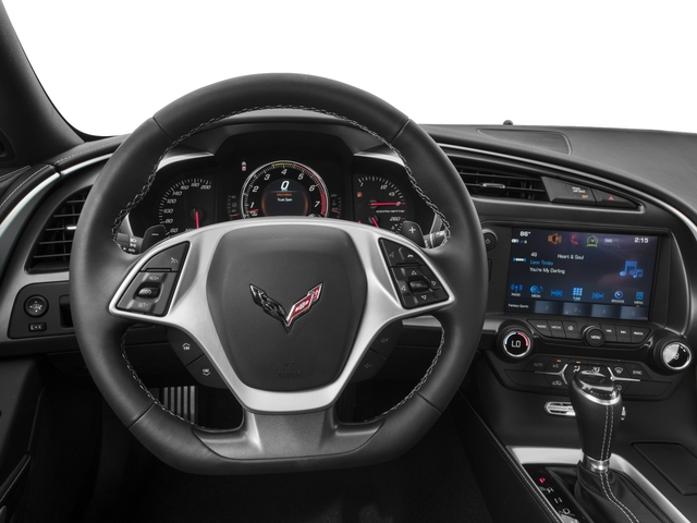 2019 Chevrolet Corvette Base Price 2dr Grand Sport Cpe w/1LT Pricing driver's dashboard