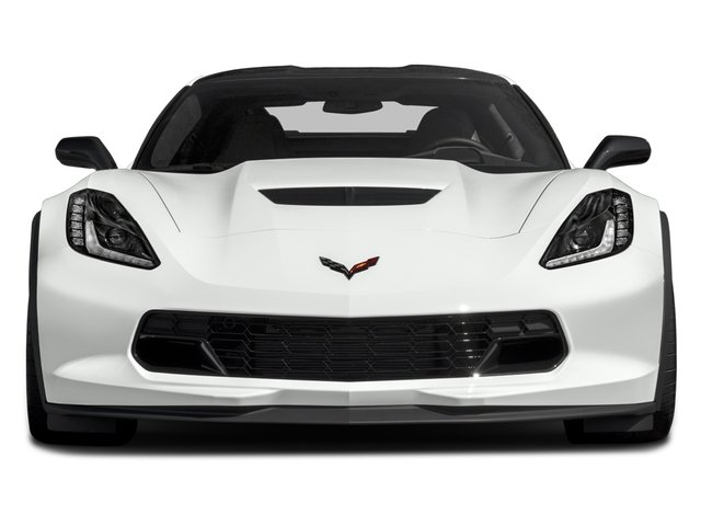 2019 Chevrolet Corvette Base Price 2dr Z06 Cpe w/2LZ Pricing front view