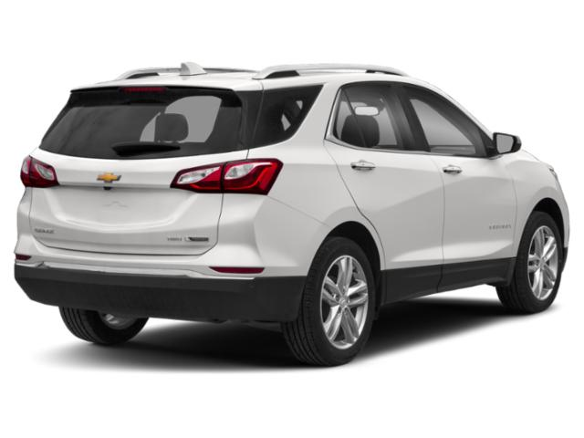 2019 Chevrolet Equinox Base Price AWD 4dr LT w/1LT Pricing side rear view