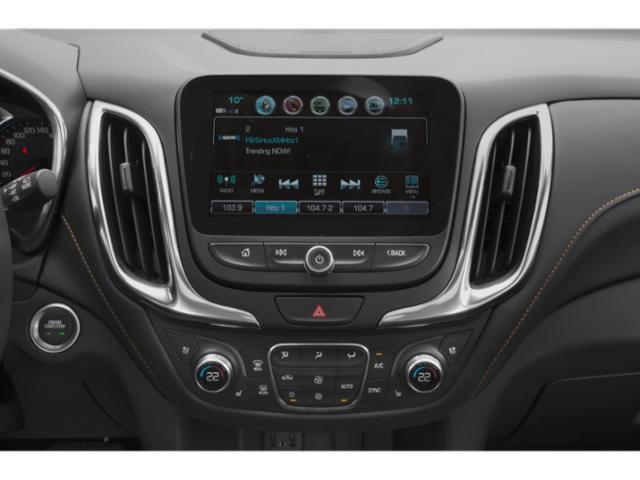 2019 Chevrolet Equinox Base Price AWD 4dr LT w/1LT Pricing stereo system