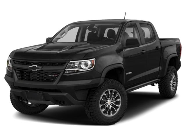 2019 Chevrolet Colorado Base Price 2WD Crew Cab 128.3 Work Truck Pricing side front view