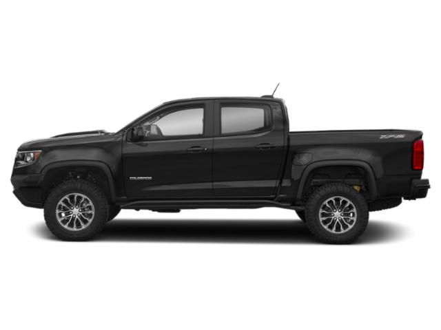 2019 Chevrolet Colorado Base Price 2WD Crew Cab 128.3 Work Truck Pricing side view