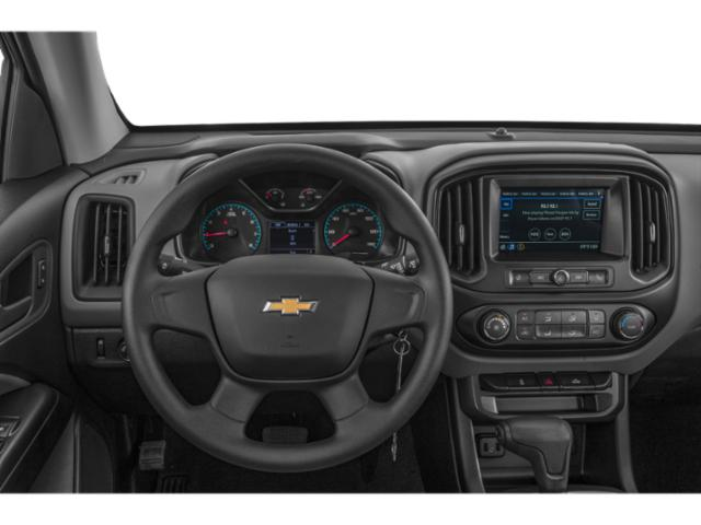 2019 Chevrolet Colorado Base Price 2WD Crew Cab 128.3 Work Truck Pricing driver's dashboard