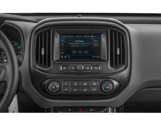 2019 Chevrolet Colorado Base Price 2WD Crew Cab 128.3 Work Truck Pricing stereo system