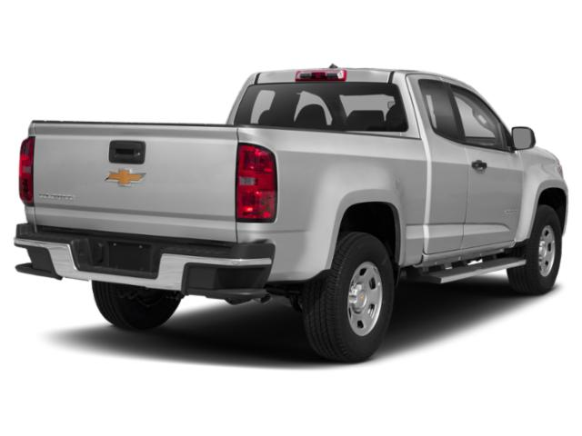 2019 Chevrolet Colorado Base Price 2WD Crew Cab 128.3 Work Truck Pricing side rear view