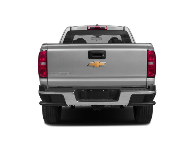 2019 Chevrolet Colorado Base Price 2WD Crew Cab 128.3 Work Truck Pricing rear view