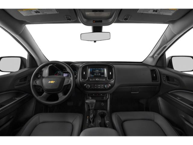 2019 Chevrolet Colorado Base Price 2WD Crew Cab 128.3 Work Truck Pricing full dashboard
