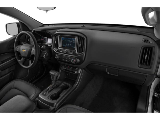 2019 Chevrolet Colorado Base Price 2WD Crew Cab 128.3 Work Truck Pricing passenger's dashboard