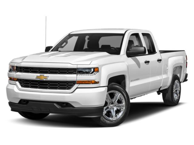 2019 Chevrolet Silverado 1500 LD Base Price 2WD Double Cab Work Truck Pricing side front view