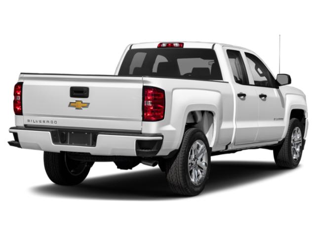 2019 Chevrolet Silverado 1500 LD Base Price 2WD Double Cab Work Truck Pricing side rear view